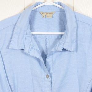 Royal Robbin XL Cotton Travel Blouse